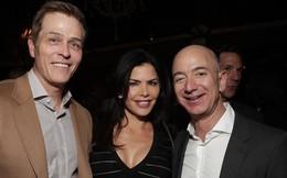 """Bị lộ tin nhắn dung tục, CEO Amazon cãi lộn với người tình """"bất cẩn"""""""