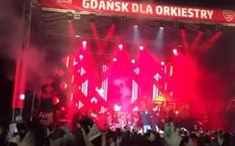 Video: Thị trưởng Ba Lan bị đâm trọng thương trong sự kiện từ thiện