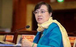 Bà Nguyễn Thị Quyết Tâm nhận quyết định nghỉ hưu