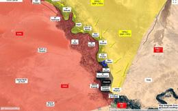 Dân quân Kurd - Ả rập dồn IS đến cửa tử cuối cùng