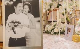 Hé lộ không gian cưới sang trọng của ca sĩ Lê Hiếu và bà xã Thu Trang