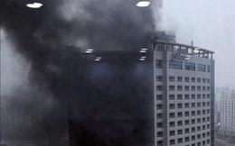 Cháy lớn tại khách sạn, ít nhất 20 người thương vong