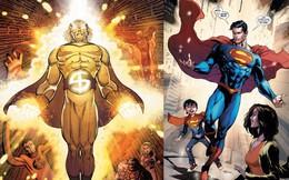Superman và Sentry, ai mới thực sự là siêu anh hùng mạnh hơn?