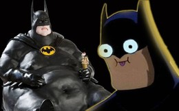 10 phiên bản lầy lội và hài hước nhất của Batman sẽ khiến nhiều người cười không ngậm được mồm