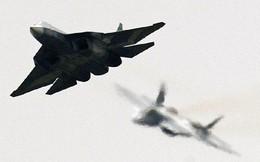 """Su-57 được trang bị vũ khí khiến F-22 và F-35 của Mỹ cũng phải """"đầu hàng"""""""