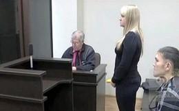 Bị người yêu đâm suýt chết, trước tòa người đàn ông vẫn thực hiện 1 hành động khó tin với cô gái