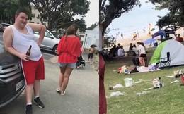 New Zealand trục xuất gia đình du khách 'tệ hơn lợn'