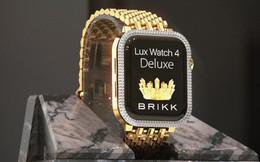 Cần tới 34 người, 80 giờ chế tác để tạo ra chiếc Apple Watch nạm kim cương trị giá 1,7 tỷ này