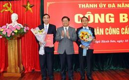 Ông Nguyễn Đình Vĩnh giữ chức vụ Bí thư Quận ủy Ngũ Hành Sơn