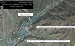 Vén màn mạng lưới nhà máy quân sự bí mật của Triều Tiên