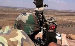 Quân đội Syria sử dụng pháo binh - tên lửa mặt đất trừng phạt khủng bố ở Idlib