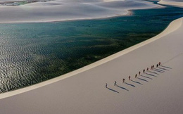 Chùm ảnh: Những mảnh đất đẹp không tưởng khiến bạn ngỡ như đang lạc vào thế giới khác