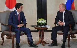 Khả năng Nhật chấp nhận Hiệp ước hòa bình nếu Nga trả 2/4 đảo đang tranh chấp