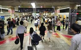 Đi tàu điện ngầm ngoài giờ cao điểm được tặng suất ăn miễn phí