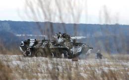 Ba binh sĩ Nga thiệt mạng tại Abkhazia vì... tai nạn khi hành quân