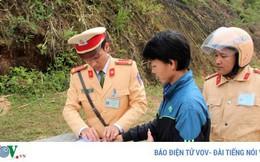 Lai Châu: Số lượng lái xe dương tính với ma túy tiếp tục tăng