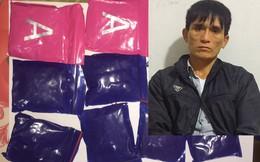 Bắt giữ 2 ông trùm ma túy luôn mang vũ khí nóng trong người