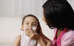 Cảm lạnh và cảm cúm ở trẻ em