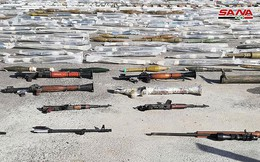 """Quân đội Syria tiếp tục """"tóm sống"""" lô tên lửa lớn ở ngoại ô Damascus"""