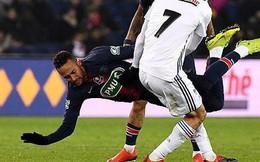 Cầu thủ Pháp phát biểu vô tâm dù gián tiếp khiến Neymar tái phát chấn thương nặng