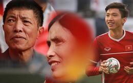Xúc động khoảnh khắc Văn Hậu, Quang Hải dáo dác tìm người thân trên khán đài