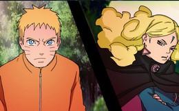 """Sốc: Giao chiến với ác nữ Delta, Naruto gục ngã và bị """"đâm xuyên bụng"""" trong Boruto 31"""