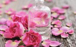 8 công dụng tuyệt vời của nước hoa hồng – bạn đã thử?
