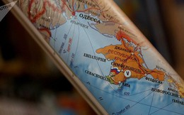 """Google """"công nhận"""" bán đảo Crimea là lãnh thổ của Nga"""