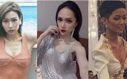 Sao nữ Vbiz lộ thân hình gầy trơ xương khiến fan lo lắng: 2 đệ nhất mỹ nhân cũng bị gọi tên