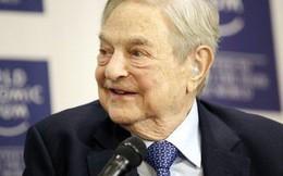 """Tỷ phú George Soros: Cuộc chiến tranh lạnh giữa Mỹ và Trung Quốc sẽ sớm được """"hâm nóng"""""""