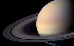 Vành đai sao Thổ có thể không lâu đời như chúng ta nghĩ