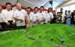 Malaysia hủy dự án 20 tỉ USD với Trung Quốc