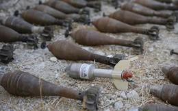 Nga tìm thấy 3 điểm giấu vũ khí ở Syria