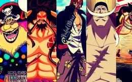 """One Piece: Top 10 băng hải tặc hùng mạnh nhất đã và đang """"tung hoành ngang dọc"""" ở Tân Thế Giới (Phần 1)"""