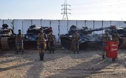 """[ẢNH] """"Choáng ngợp"""" trước dàn thiết giáp của Cảnh sát Iraq: Vượt xa nhiều quân đội chính quy"""