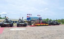 Mỹ và Thái Lan tham gia cuộc tập trận chung 'Người bảo vệ Hanuman 19'
