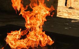 """Ngọn lửa được mệnh danh là """"địa ngục"""": Cháy được 4000 năm và không hề có dấu hiệu sẽ ngừng lại"""