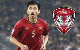 Không có chuyện 'cậu út' tuyển Việt Nam theo chân Văn Lâm sang Thái Lan thi đấu