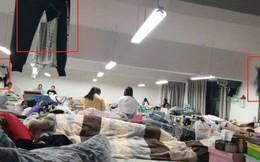 Choáng với căn phòng ký túc xá nhét hơn 80 sinh viên, mọi sinh hoạt chỉ diễn ra trên giường