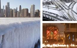 """Thời tiết """"điên rồ"""": Nhiều nơi đón mùa xuân, riêng ở Mỹ rét hơn cả Alaska và Nam Cực"""