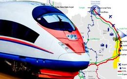 Trung Quốc tung đòn hạ giá để cứu dự án đường sắt tại Malaysia