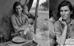 'Người mẹ di cư': Câu chuyện xúc động và đầy ám ảnh đằng sau bức ảnh huyền thoại làm thay đổi cả thế giới