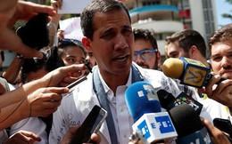 Nghị viện châu Âu công nhận Tổng thống tự xưng Venezuela Juan Guaido