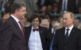 Tổng thống Ukraine lợi dụng Tổng thống Putin vào chiến dịch tranh cử