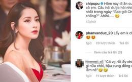 """Phan Văn Đức """"hỏi cưới"""" Chi Pu dù đã có bạn gái xinh đẹp là top 10 Hoa hậu Hoàn vũ, và sự thật là gì?"""