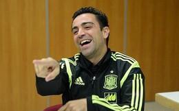 Ngả mũ kính phục tài dự đoán như thần của siêu tiền vệ Xavi, người đoán chính xác kết quả suốt từ tứ kết đến chung kết Asian Cup