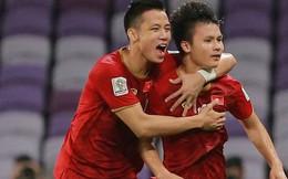 Bình chọn bàn thắng đẹp nhất Asian Cup 2019: Siêu phẩm của Quang Hải bị 'Ronaldo Trung Quốc' bỏ xa