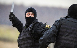 Tiết lộ những loại dao được đặc nhiệm Nga dùng trong chiến đấu