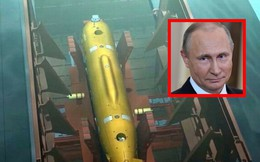 Nga: Tàu ngầm không người lái Poseidon sẽ là khắc tinh với tàu sân bay địch