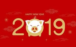Rụng tim với những tin nhắn chúc mừng năm mới 2019 bá đạo và cực chất
